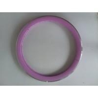 Limit edition rims velg sepeda fixie alloy doublewall 5cm pink Diskon