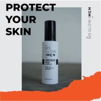 MS GLOW for MEN sunscreen Spray