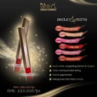 Lip Matte B Erl LM06 Mocacinno warna terbaru