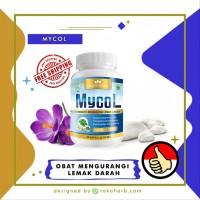 MYCOL Obat Herbal Menyembuhkan Dan Menurunkan Kolesterol Tinggi