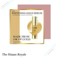 MS Glow Whitening Gold Serum whit 24K Gold Memutihkan Wajah dengan