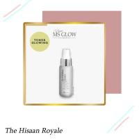 Facial Glowing Toner Acne MS Glow Aman untuk Noda Hitam Sel Kulit Mati