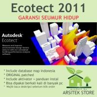 Autodesk Ecotect Analysis 2011 + TUTORIAL
