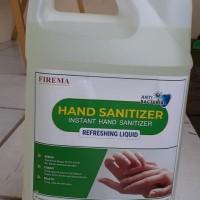 Firema Hand Sanitizer 4L