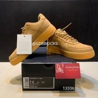 Nike Air Force 1 07 Low Wheat BNIB HIGH SUEDE QUALITY GUARANTEE