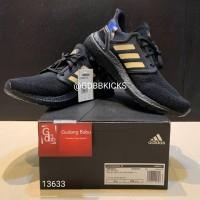 Adidas Ultraboost 2020 Chinese New Year BlackGold Reflective ORIGINAL