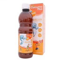Curcuma Plus Grow Emulsion 200ml Vitamin Daya Tahan Tubuh Nafsu Makan