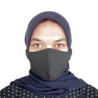 Masker Non Medis Hijab Two Layer