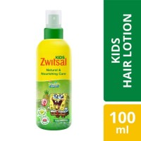 Zwitsal Kids Hair Lotion - Natural and Nourishing Care 100ml