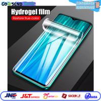 Anti Gores Depan Belakang Hydrogel 2 in 1 Xiaomi Redmi Note 8 & 8 Pro