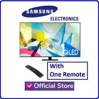 """Samsung QA55Q80T 55 """" 55 Inch Qled UHD 4K Smart LED TV 55Q80T 55Q80"""