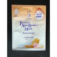 Masker Wajah Senka Perfect Aqua Bouncy Mask Bouncy Bright 159573