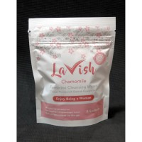 Lavish Feminine Cleansing Wipes Chamomile 5s 270050