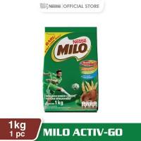 NESTLE MILO Activ-Go Minuman Susu Coklat Pouch 1 Kg