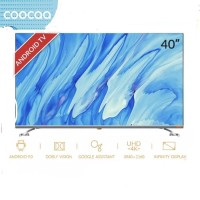 Coocaa 40S6G Smart TV Digital [40 Inch/ Android 9.0 Pie]