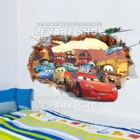 BEST SELLER 3D Wall Sticker Dekorasi Stiker Tembok Kamar Anak-Anak