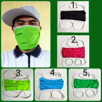 Masker Anti Debu Penutup Mulut Nyaman di Pakai