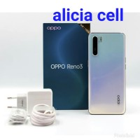 Oppo reno 3 8/128 ram8gb internal 128gb