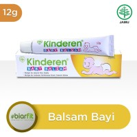 Kinderen Baby Balsam