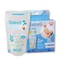 Gabag / Breastmilk Storage Bags / Isi 30 pcs / 100 ml