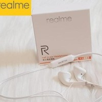 R11 Earphone Realme jack 3.5mm - Headset for All Devices
