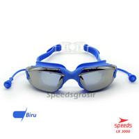 Kacamata Renang Minus 2.0 - 8.0 Olahraga Swimming Googles 017-3000OPT