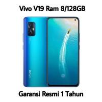 VIVO V19 RAM 8/128GB GARANSI RESMI 1 TAHUN
