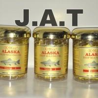 K-MAX ALASKA DEEP SEA FISH OIL (SUPER OMEGA-3,6,9) ~MINYAK IKAN