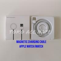 KABEL DATA CHARGER MAGNETIC APPLE WATCH/iWATCH SERIES 1-2-3-4 TERMURAH - KABEL OEM