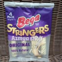 Bega Stringers Cheese Original 100% Natural 80gr