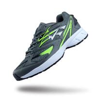 EAGLE FALCON 2 Sepatu Olahraga Lari Pria Running Shoes for Men UNISEX - Abu-abu, 38