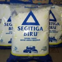 Tepung Terigu: SEGITIGA BIRU (1 kg)