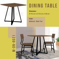 DINING TABLE / MEJA MAKAN / MEJA CAFE M-DN-8021