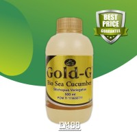 Jelly Gamat Gold G 500ml Original
