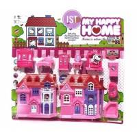 Mainan Anak Mainan My Happy Home Hello Kitty BP9662