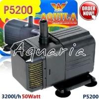Aquila P-5200 Pompa Air Aquarium & Kolam Submersible Water Pump