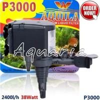 Aquila P-3000 Pompa Celup Aquarium Submersible Water Pump