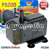 Aquila P-5200 Pompa Celup Aquarium/Kolam Submersible Water Pump