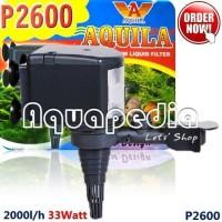 Aquila P2600 Pompa Celup Aquarium Submersible Water Pump