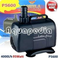 Aquila P5600 Pompa Air Aquarium/Kolam Submersible Water Pump