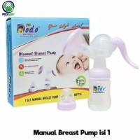 DODO MANUAL BREAST PUMP / POMPA ASI