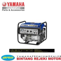 GENERATOR SET YAMAHA EF 2600 FW