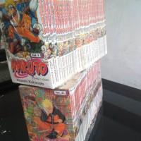 Original Komik Naruto 1-72 end tamat murah