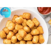 Kentang Goreng Pom Pom / French Fries Puff / Potato Tater Tots 1 KG