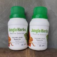 Jungle Herbs Vitamin D Reptil Iguana Kadal