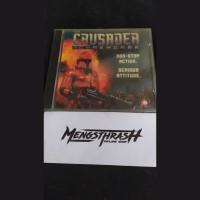 kaset game crusader no remorse playstation 1