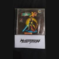 kaset game rockman x4 playstation 1
