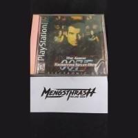 kaset game 007 tomorrow never dies playstation 1