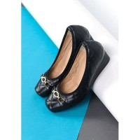 Sepatu Wedges/Sepatu Kerja Wanita Inside Wedges Fialola