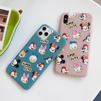 Soft Case Disney Team For Iphone 11,11 Pro & 11pro max